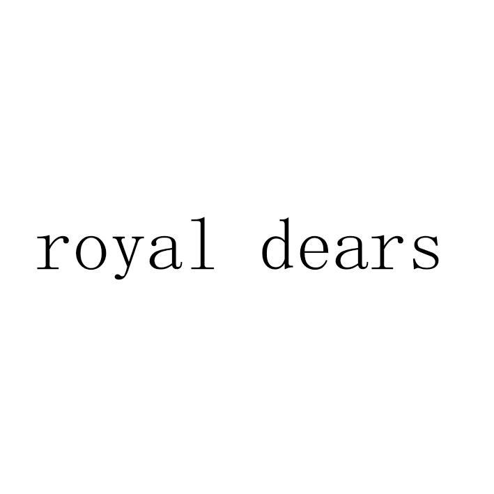 ROYAL DEARS